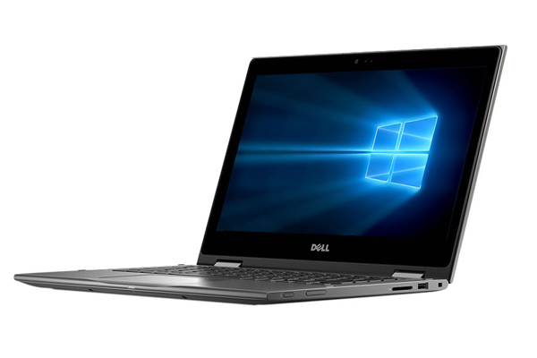 "Laptop Dell Inspiron 5379 Core i7-8550U | 8GB | 1TB | 13.3"" FHD ,IPS ,Touch Sreen (Grey)"