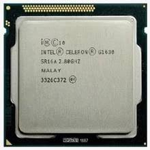 CPU Intel® Celeron® Processor G1620/G1630 (tray)