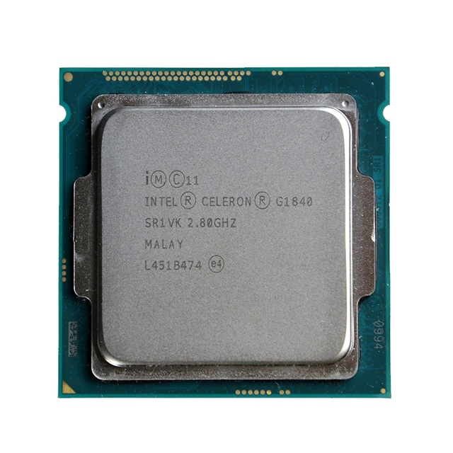 CPU Intel® Celeron® Processor G1840 2M Cache, 2.80 GHz (tray)