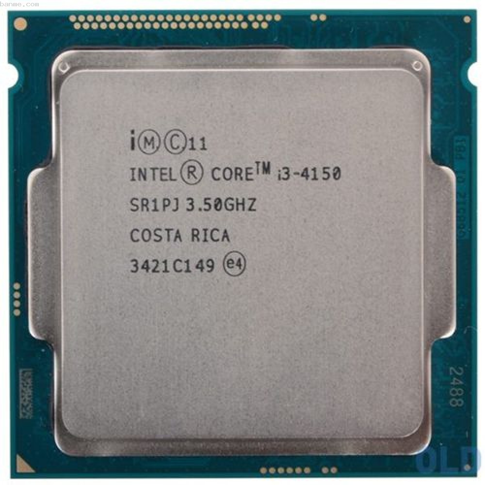 CPU Intel® Core™ i3-4150 Processor (3M Cache, 3.50 GHz) (tray)