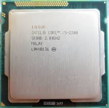 CPU Intel® Core™ i5-2300 Processor 6M Cache, up to 3.10 GHz (tray).