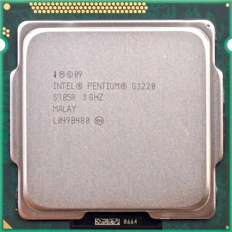 CPU Intel® Pentium® Processor G3220 3M Cache, 3.00 GHz (tray)