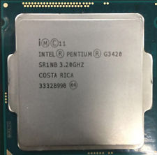 CPU Intel® Pentium® Processor G3420 3M Cache, 3.20 GHz (tray)