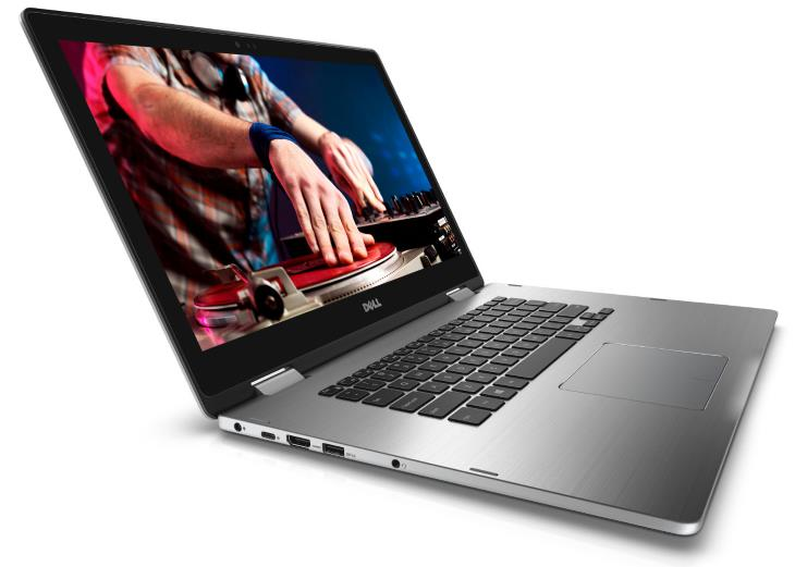 "Laptop Dell Inspiron 7573 Core i5 8250U | 8GB|SSD 256GB | 15.6"" FHD, IPS, Touch Sreen"