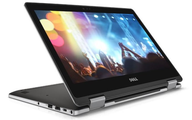 "Laptop Dell Ins 5379 Core i7-8550U|8GB|SSD 256GB|13.3""FHD, IPS,Touch Sreen (Gray)"