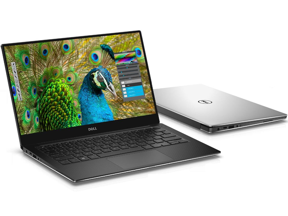 "Laptop Dell XPS13 9360 Core i7-7500U |8GB|SSD 256|13.3"" QHD ,Touch Sreen"