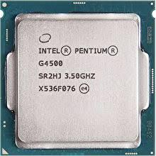 CPU Intel® Pentium® Processor G4500 3M Cache, 3.50 GHz (tray)