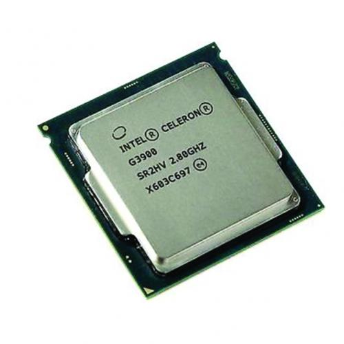 CPU Intel G3900 tray  Socket 1151