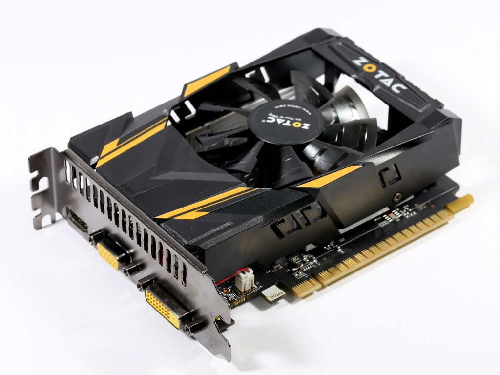Card ZOTAC GT 730 1GB 64bit  DDR5 (Cũ)