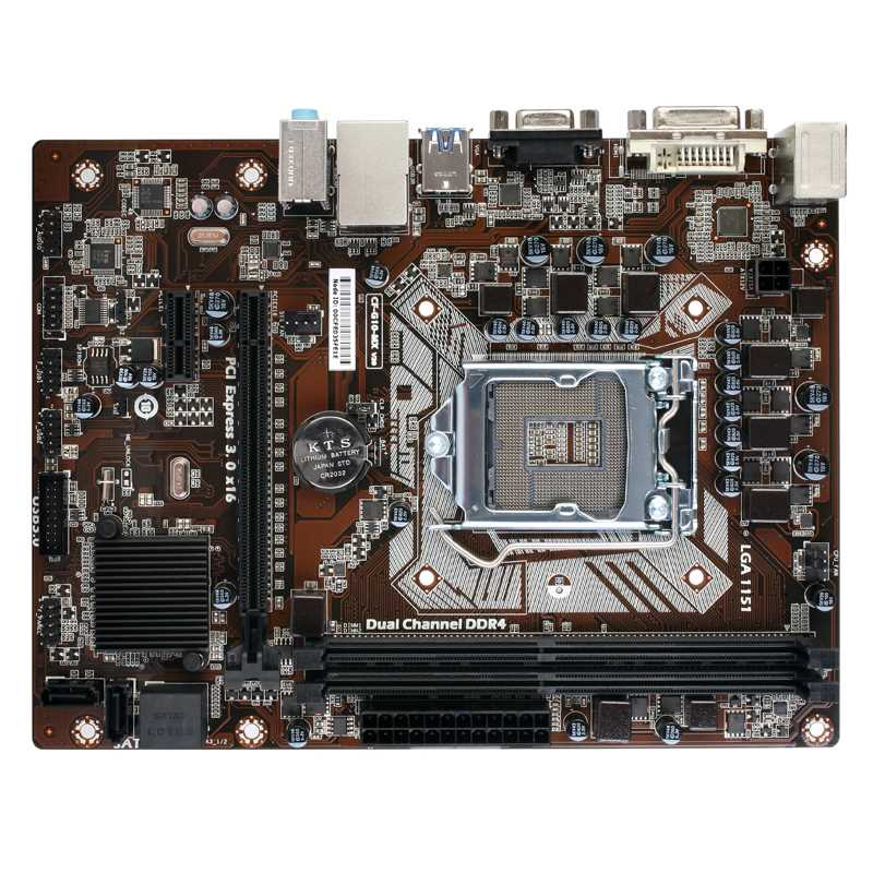 Mainboard  Colorful C.H110M-D Plus V22