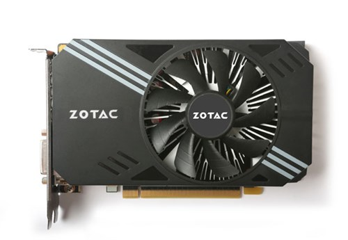 VGA ZOTAC GEFORCE GTX 1060 (1FAN) 3GB DDR5 192BIT