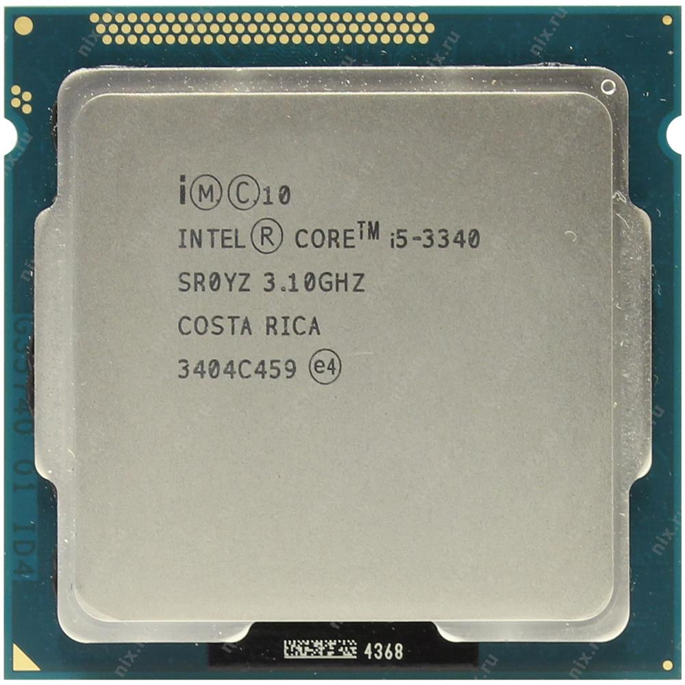 CPU Intel Core i5 3340 3.1Ghz / 6MB / HD 2500 Graphics / Socket 1155 Ivy Bridge ( Tray)