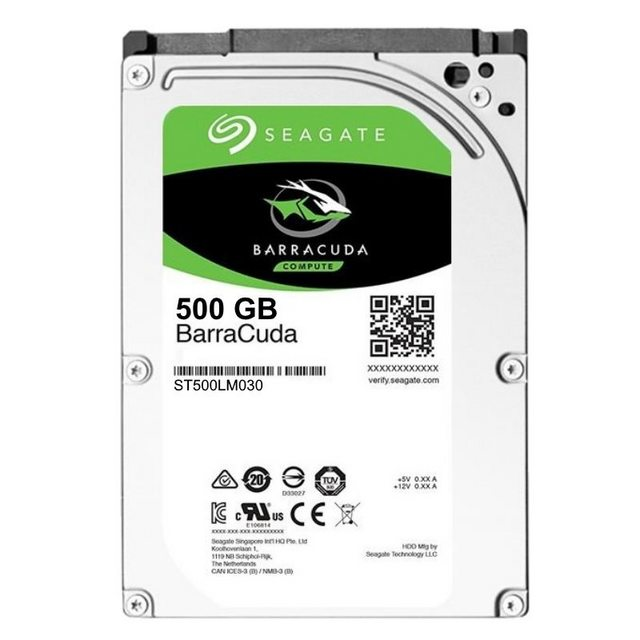 Ổ cứng Laptop Seagate/ HGST/ BARRACUDA 500GB , renew,  BH Cty