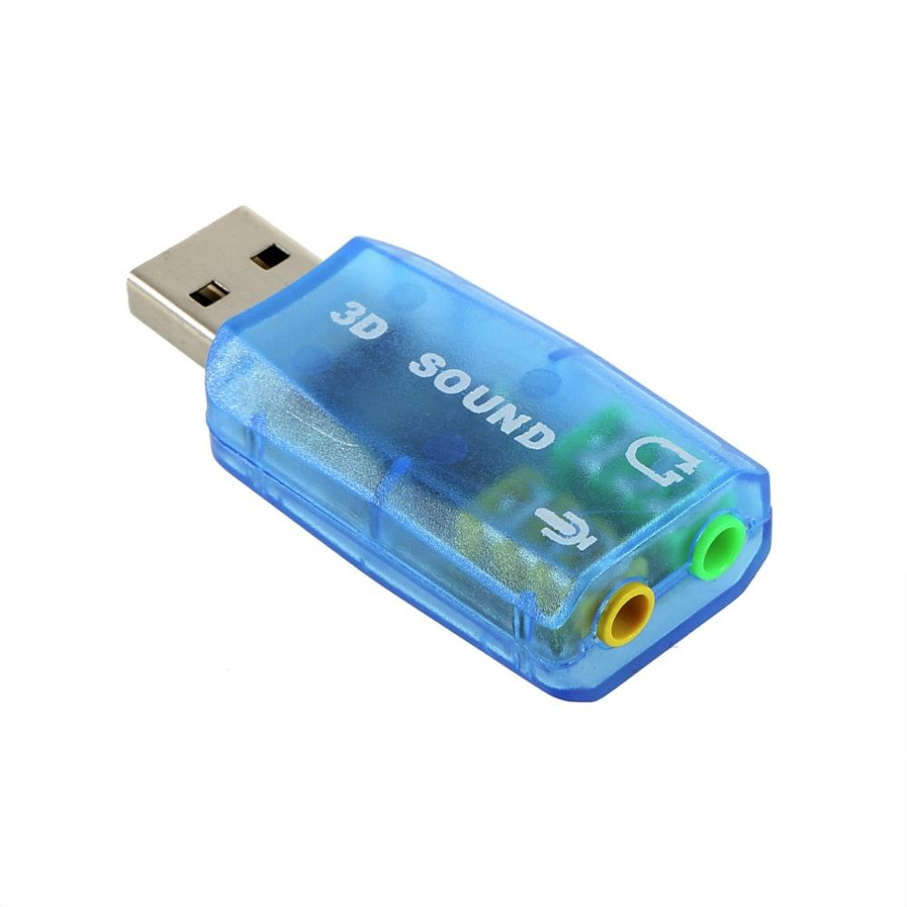 Usb lead 3D sound 5.1 TIDE