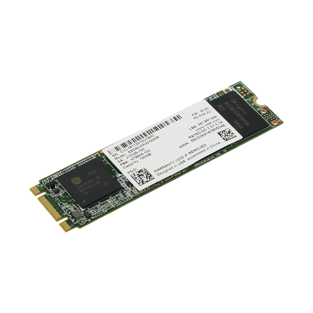 SSD Intel 540s Series M2 2280 Sata III 180GB