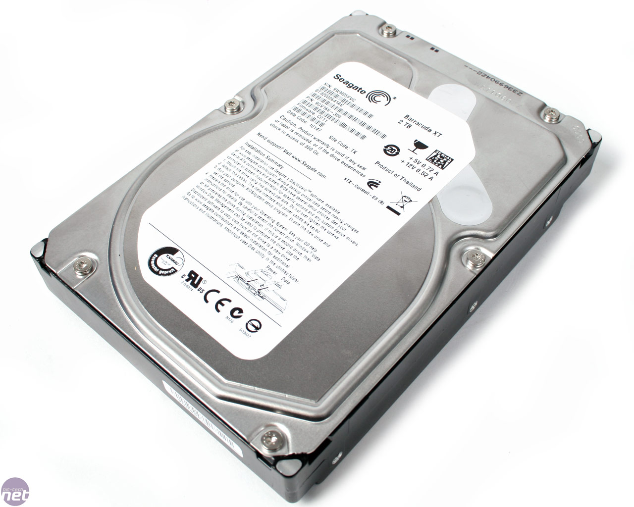 Ổ cứng Seagate 1TB, Renew  BH Cty