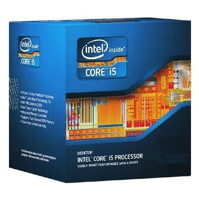 CPU Intel® Core™ i5-3450 Processor  (6M Cache, up to 3.50 GHz) Tray