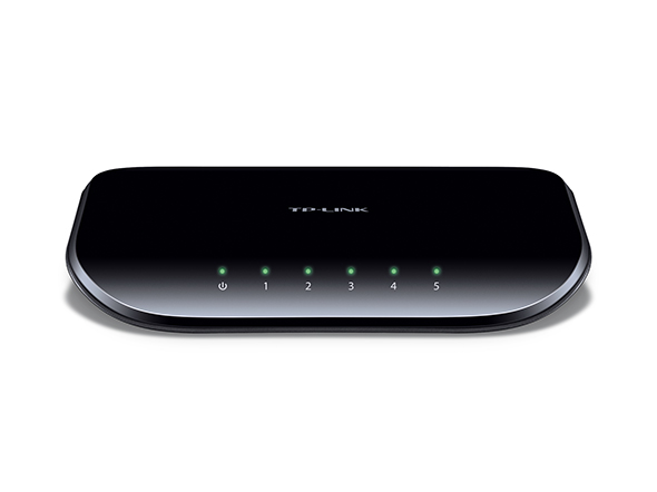 Switch TP-Link Gigabit 5 Port TL-SG1005D