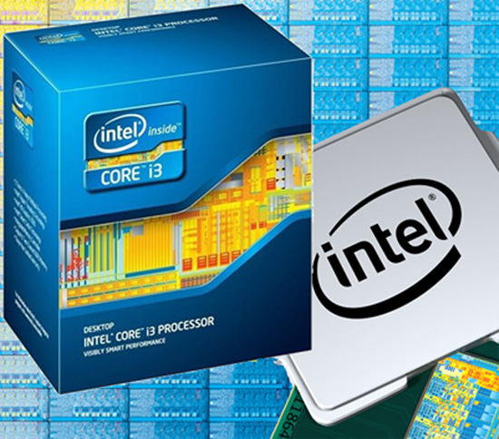 CPU Intel Core i3 3220 (3.3 Ghz, 3MB Cache) Tray