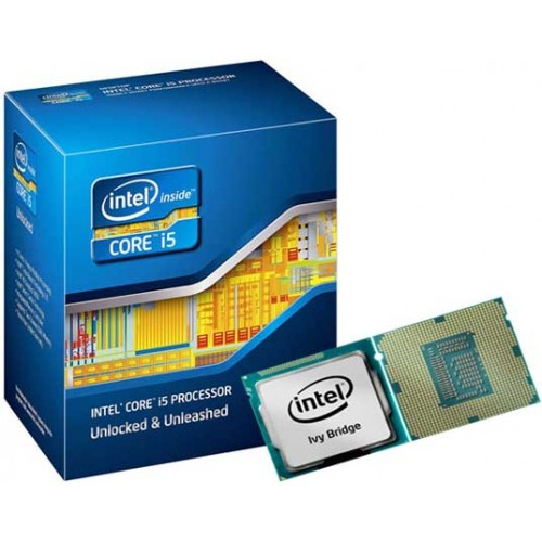 CPU Intel Core i5 3570 (6M Cache, up to 3.80 GHz) Tray