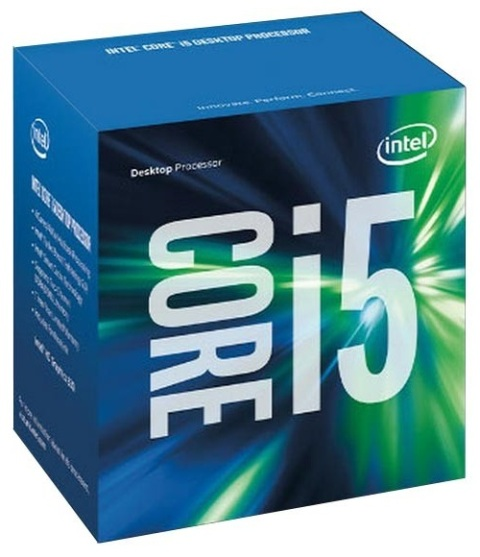 CPU Intel Core i5-6400 2.7 GHz / 6MB / HD 530 Graphics  / Socket 1151 (Skylake), chính hãng, full box