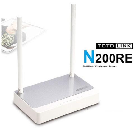 Router Wifi 300 Mbps 2 râu TOTOLINK N200RE
