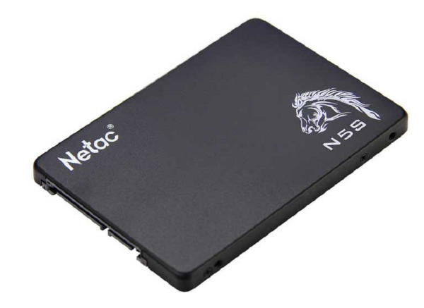 SSD NETAC N5S 60GB SATA 3 (Read 425, Write 370 MBs)