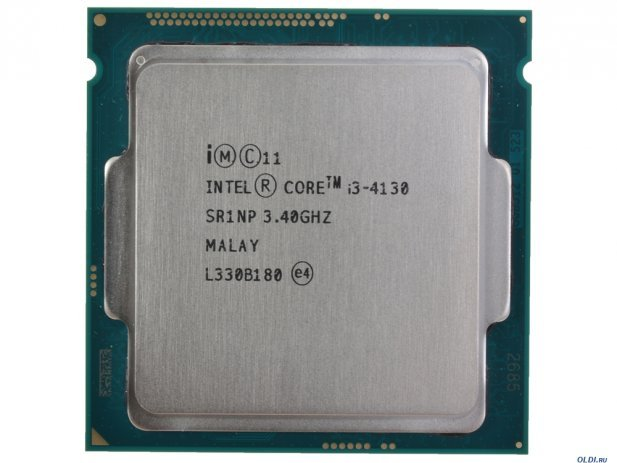 CPU Intel Core i3-4130 (3M Cache, 3.40 GHz) (tray)