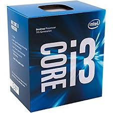 CPU Intel Core i3-7100 3.9 GHz / 3MB / HD 630 Series Graphics / Socket 1151, Box, Chính hãng (Kabylake)