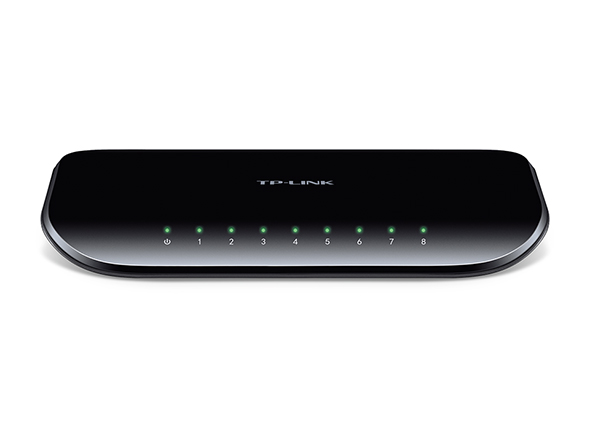 Switch TP-Link TL-SG1008D 8 Port Gigabit