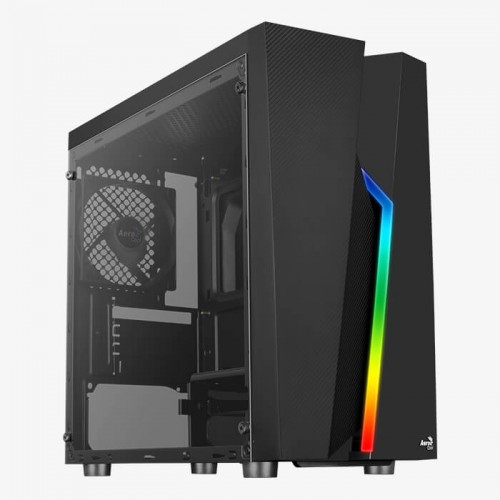 Máy bàn i5 10400 4.3GHz, RAM 8GB, Mainboard Giga B460 DS3H, PSU Aerocool VX PLUS CST 600W, SSD M2 180GB, Case Aerocool Bolt Mini Acrylic Led RGB