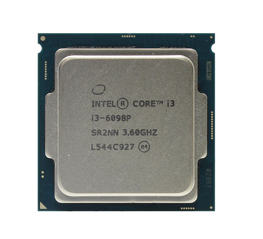 CPU Intel Core i3 6098P (3.60GHz, 3M, 2 Cores 4 Threads) TRAY